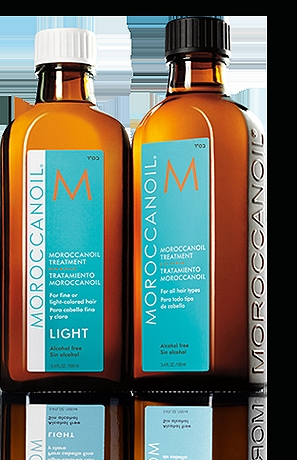 Moroccan Oil Treatment - available from Coray and Co